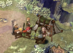 Tree of Savior life