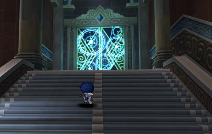 不思議の魔塔入口