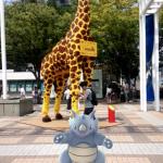 ポケモンGO天保山に行って来た