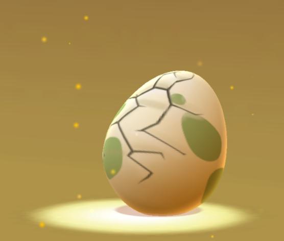 効率よくタマゴを孵化させるには?