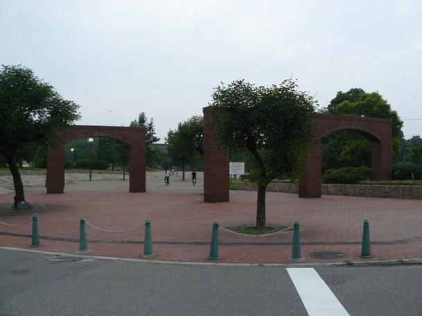 大浜公園新・ピカチュウの巣