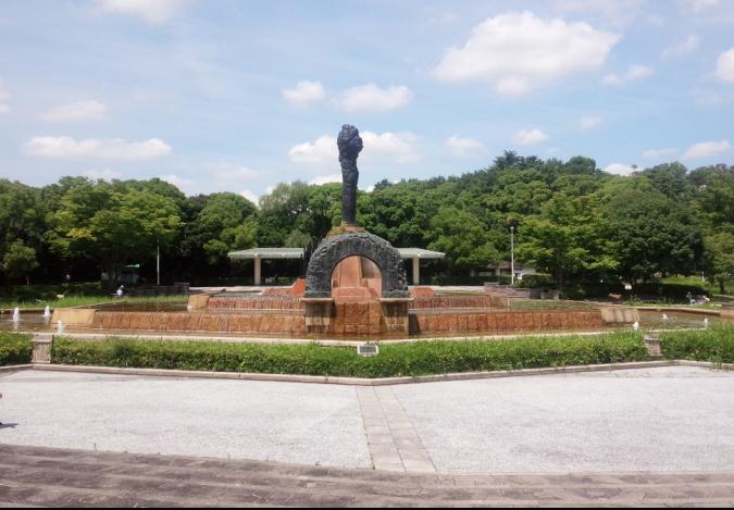 大阪服部緑地入口